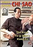 2 DVD Set Ip Man Wing Chun Kung Fu #12 Advanced Chi Sao 2016 Belgium Seminar DVD fighting, energy, sensitivity