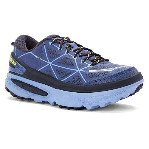 マエストロ必要ない粘着性Hoka Mafate 4 Women 's Trail Running Shoe – aw16