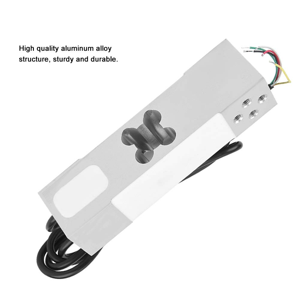 30-500kg Parallel Beam Electronic Load Cell Scale Load Sensor Weighting Sensor High Precision