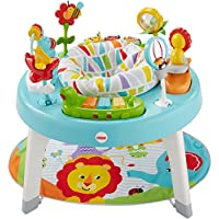 Deals on Fisher-Price 3-in-1 Sit-to-Stand Activity Center, Jazzy Jungle