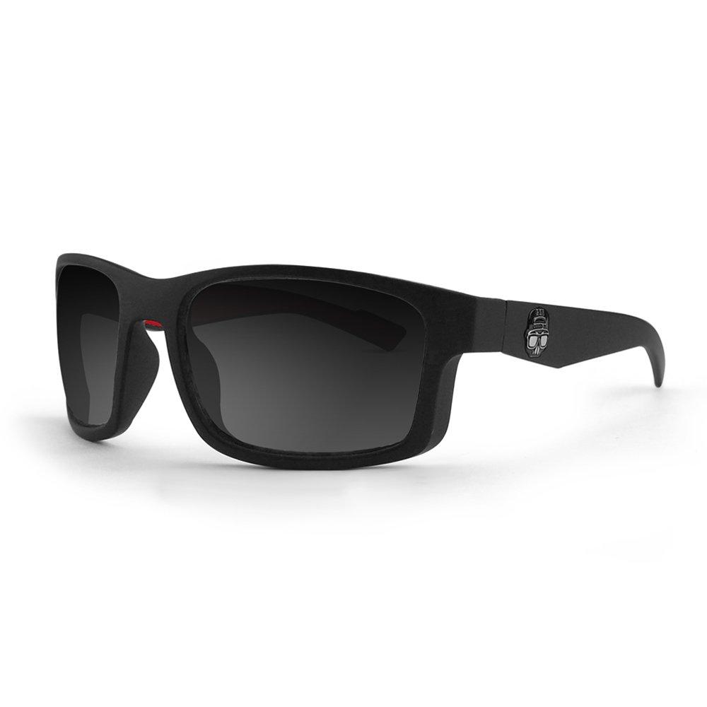 Epoch ASR Magnet Performance Glasses Black Frame Clear to Super Dark Photochromic Lens by Epoch Eyewear (Image #4)