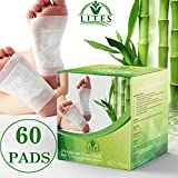 Best Foot Detoxes - LITES Foot Pads - (60pcs) Premium Foot Pad Review
