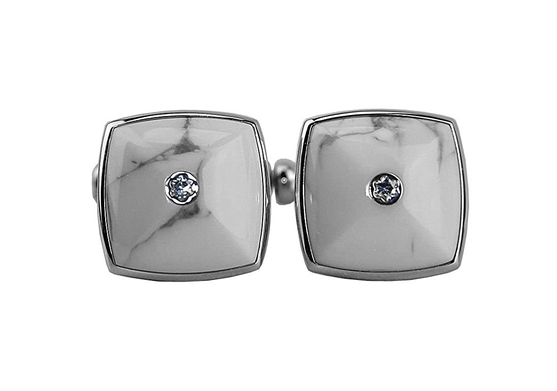 Amazon.com: Montblanc homenaje a MB Gemelos diamante ...