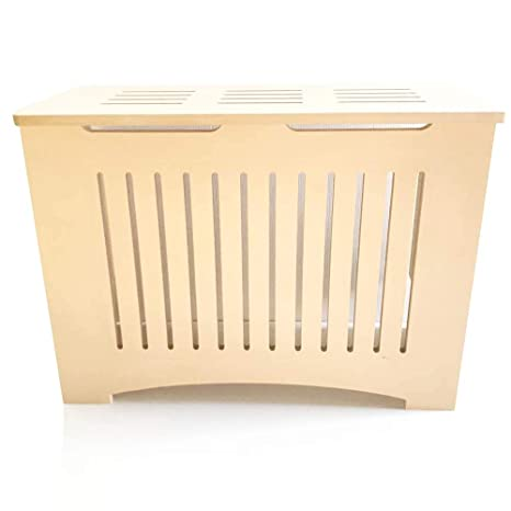 Unfinished MDF Radiator Cover - Choose Your Size - Model MD29 - - Amazon.com
