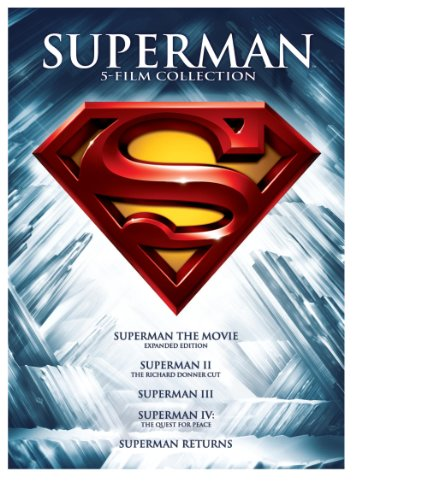 - Superman 5 Film Collection
