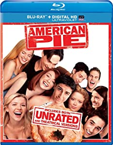 Cover Image for 'American Pie (Blu-ray + DIGITAL HD with UltraViolet)'