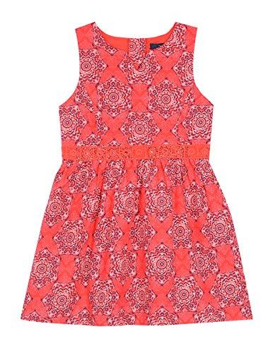 little girl bandana dress - 1