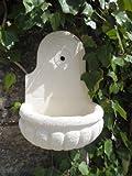 Fontana Giada in cemento e polvere di marmo