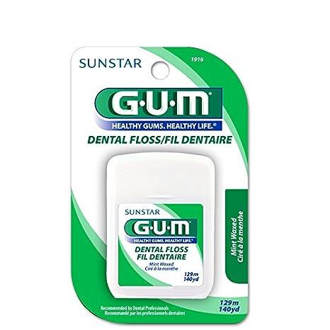 hilo dental con mango gum precio