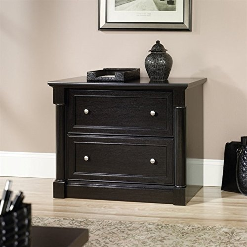 Sauder 416514 Palladia Lateral File , W: 36.81'' x W: 22.01'' x H: 29.61'', Wind Oak finish by Sauder