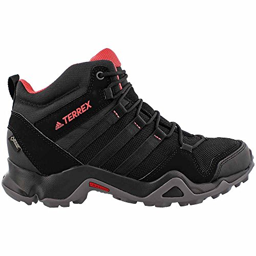 Adidas Sport Performance Womens Terrex AX2R Mid Gore-TEX Outdoor Sneakers, Black Textile, 12 M