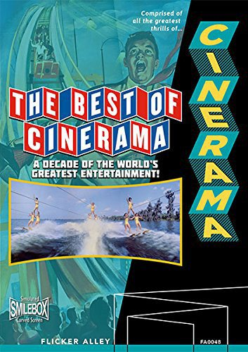 Best Holidays For Couples (The Best of Cinerama (Blu-ray/DVD Dual-Format)