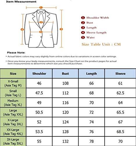 Taglie Leggero rot Lunghe Zip Vento Da Ragazzi Bomber Uomo 1 Colletto Con A Casual Giubbotto Outwear Maniche Forti Slim Fit Classico Giacche Classiche Cappotto pg5wPHq6