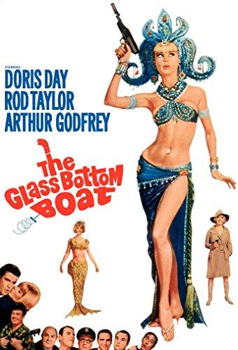 The Glass Bottom Boat - Alice & Glasses Frank