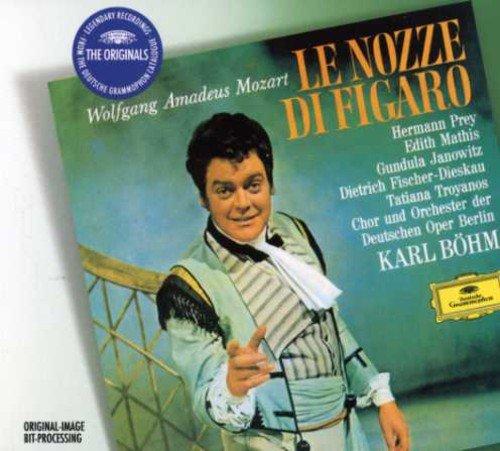 Le Nozze Di Figaro by Deutsche Grammophon