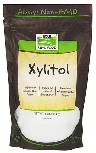 NOW Foods Xylitol Natural Sweetener - 1 lb ()