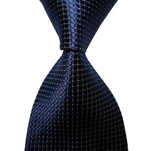 QEHWS Corbata Corbatas Corbata De Boda con Fiesta De Cuello Flaco ...