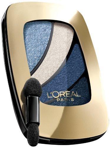 L'Oreal Paris Colour Riche Shadow Quads, Skinny Jeans, 0.17