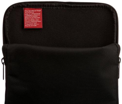 Manhattan Portage schedatura borse 1030-NW Nero