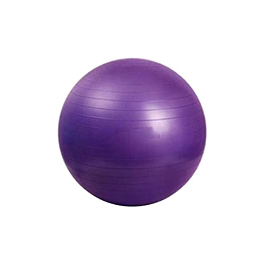 GUORONG Bola de yoga, pelota de gimnasio Espesar a prueba de ...
