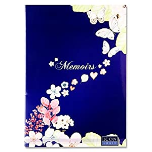 Premier papelería memorias A3 scrapbook-p, color multicolor A4