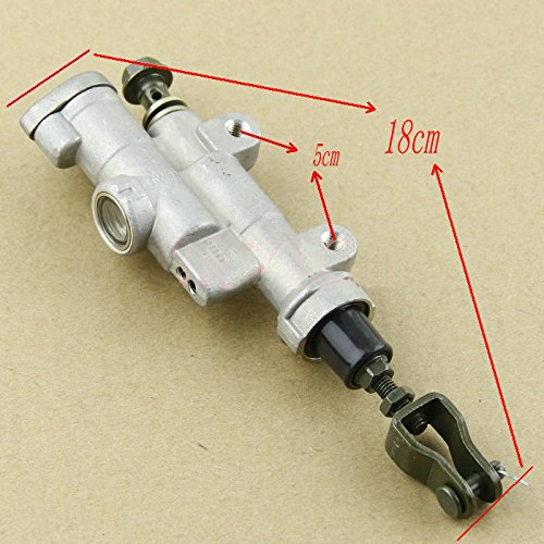 2009/Crf250/2004 2009/CRF 450/2002 2010/Frein Pompe de frein arri/ère Ma/ître Cylindre Pompe Moto Neuf pour Crf150/2007