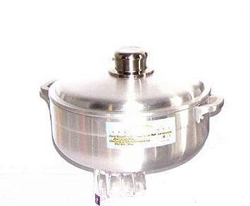 IMUSA Cast Aluminum Natural Caldero - IMUSA