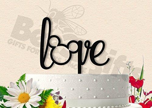 Mouse Love Wedding Cake Topper
