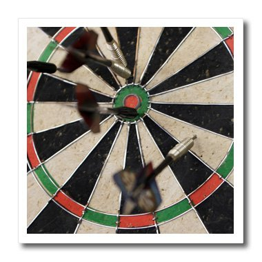 Price comparison product image 3dRose ht_85387_3 Argentina, Darts and target, Game - SA01 MME0209 - Michele Molinari - Iron on Heat Transfer for White Material, 10 by 10-Inch