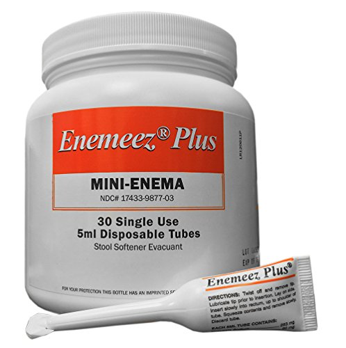 Enemeez Plus Mini-Enema, 30 - Mini Enemeez Enema Plus