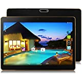 Hometom Tablet PC, 9.6Inch Tablet Android 6.0 4G Quad Core HD 1280x800, Dual Camera Blue-Tooth Wi-Fi, 16GB 3D Game Supported