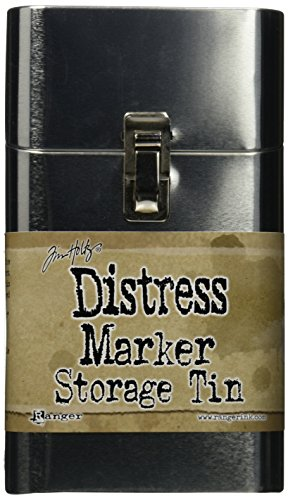 Ranger TDA49425 Tim Holtz Empty Distress Tin by Ranger
