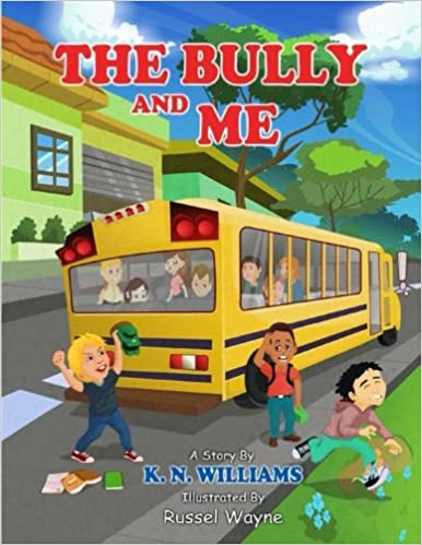 Book The Bully And Me