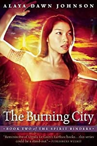 The Burning City (Spirit Binders)