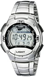 Casio Men's W753D-1AV Moon Phase Tide Graph Sport Watch