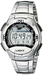 Casio Men's W753D-1AV Moon Phase Tide Graph Sport Watch
