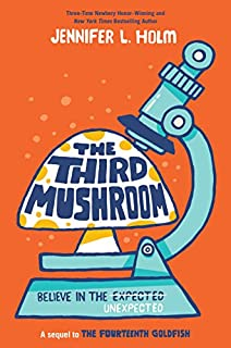 Book Cover: The Third Mushroom