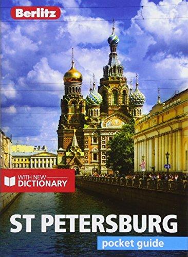 Book Berlitz Pocket Guide St Petersburg<br />P.P.T