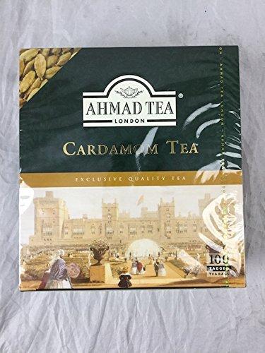 Ahmad Tea London Cardamon Tea - 100 tea bags