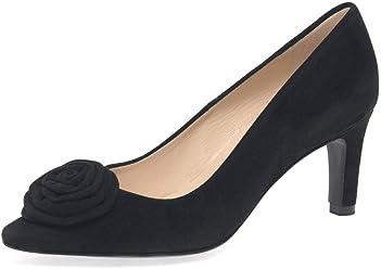6cd25840 Peter Kaiser Women's Ravali Suede Court Shoes 4.5 C (M) UK/ 7 B