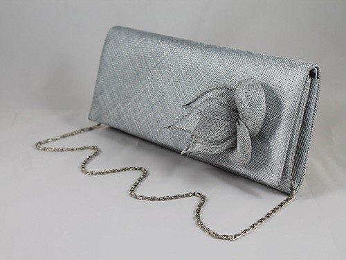 ELEGANCE Bolsa de ocasión, colección plata
