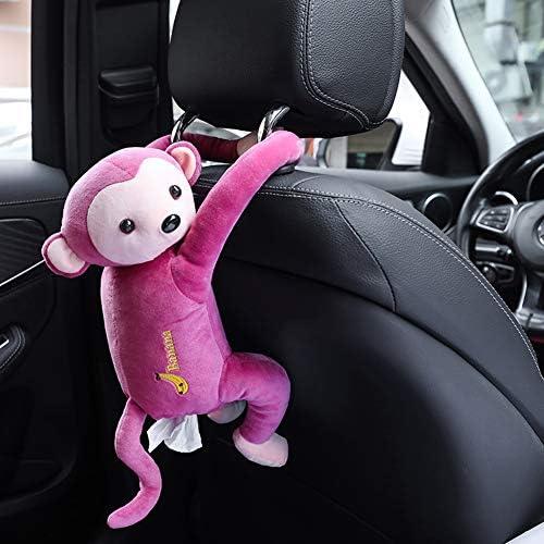 Bo/îte de rangement en papier pour la voiture ou la maison 52 * 35cm//20.47 * 13.78inches A1 A1, 52 x 35 cm FIRLAR Porte-mouchoirs en forme de singe