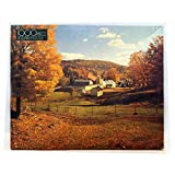 Vintage Whitman Autumn In The Country 1000 Piece Puzzle
