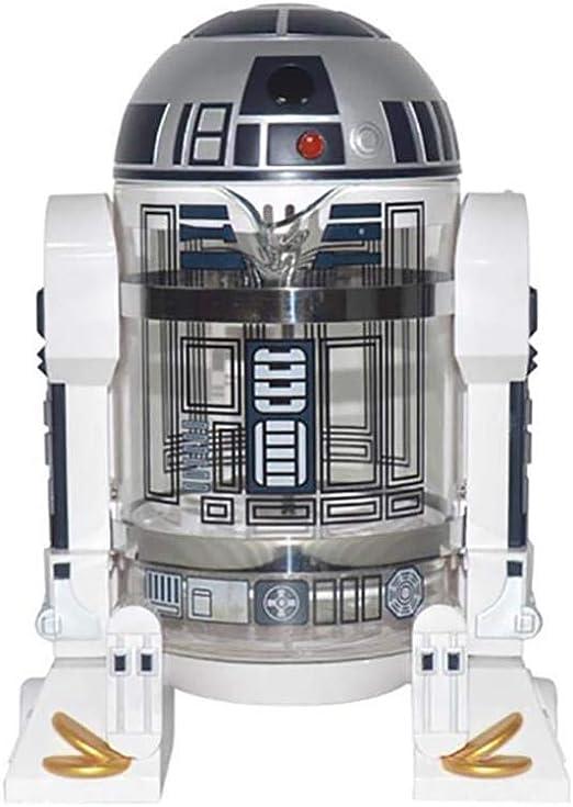 NO BRAND Coffee Pot Star Wars Figuras de acción Botella Modelo de ...
