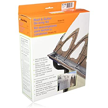 Gripclip Roof Cable Clip For Securing Ice Dam Heat Tape