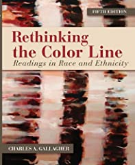 User-friendly without sacrificing intellectual or theoretical rigor, this anthology of current research examines contemporary issues and explores new approaches to the study of race and ethnic relations. The featured readings effectively enga...