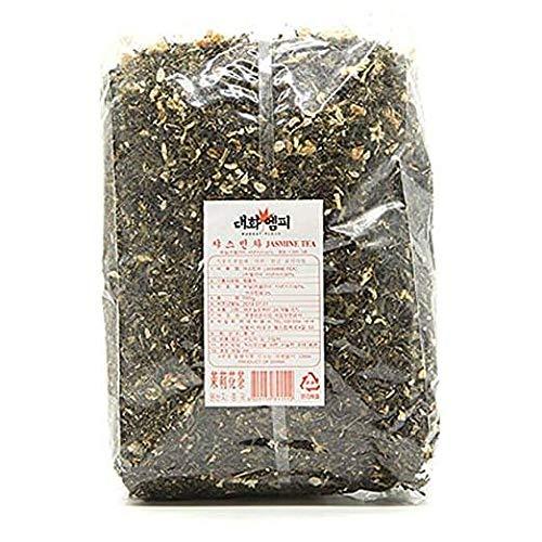 Daewha Jasmine Tea Bulk Loose Leaf, 1kg(2.2lb) (6 Pack) by Daewha (Image #3)