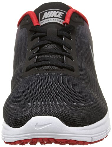 Gry Cl cl Uomo Sequent Nike mtlc Air unvrsty Rd Blk Scarpe Sportive Max xqCzwA