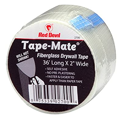Red Devil 2700 Fiberglass Drywall Tape, 36-Feet