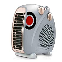 MAZHONG Space Heaters 2000W Portable Silent Fan Heater